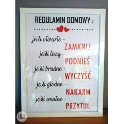 Regulamin Domowy