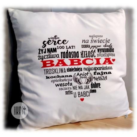 Poduszka dla Babci