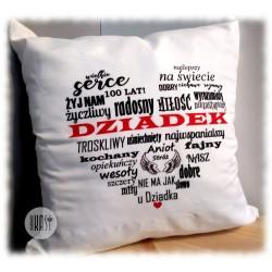 Poduszka dla Dziadka