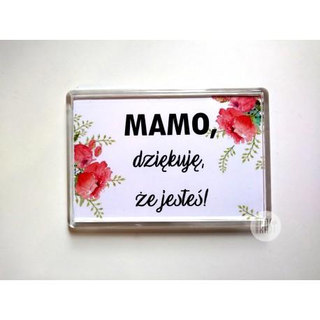 "Magnes na lodówkę ""Mama"" 2"