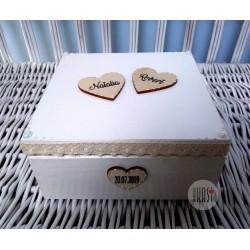 Pudełko ślubne 1